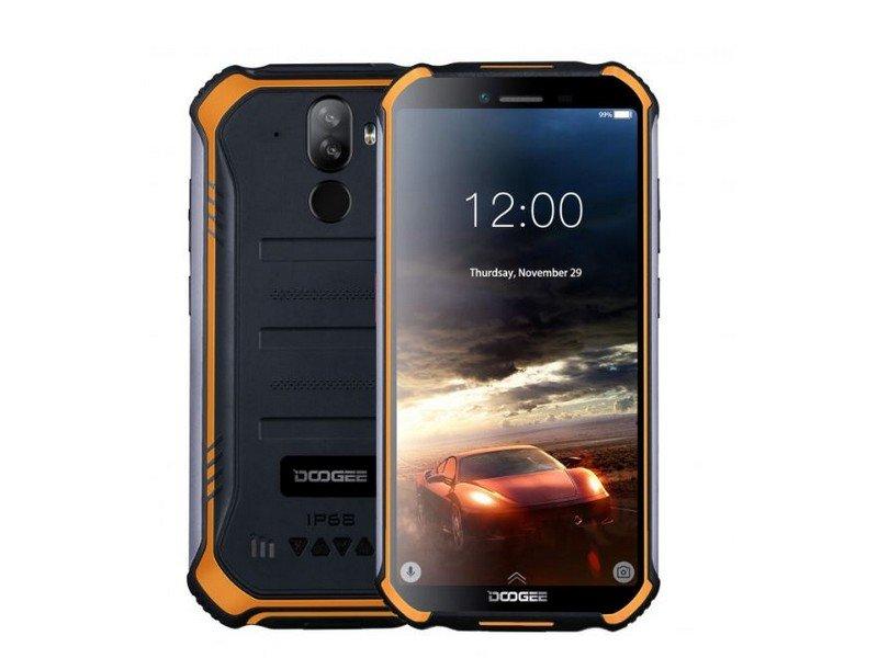 Смартфон Doogee S40 Lite: характеристики